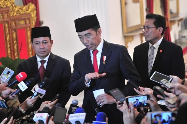 Telepon Presiden Xi Jinping, Ini Pesan Jokowi Soal Corona