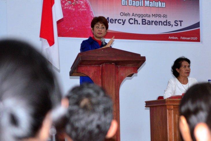 Mercy Minta Pemkab Kepulauan Tanimbar Berhati-Hati