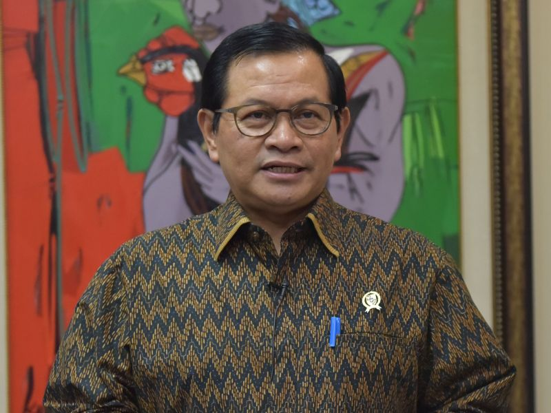 Dhito Ikut Pilkada Kediri, Pramono Siap Beri Dukungan
