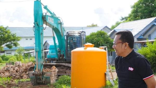 Ansy Ungkap Inovasi TNI AL Kembangkan Lahan Kering
