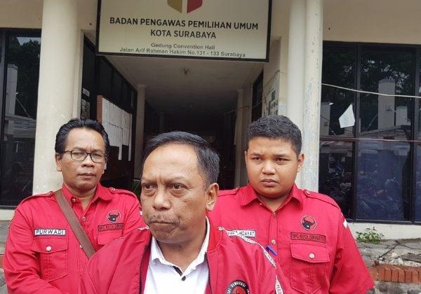 PDI Perjuangan Surabaya: Tak Ada ASN/TNI-Polri Yang Daftar
