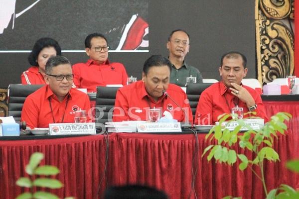 Jagoan PDI Perjuangan Sleman Belum Direkomendasikan DPP