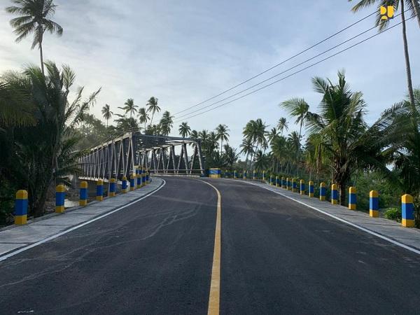 Basuki: Rp787 Miliar Bangun Konektivitas Pulau Morotai