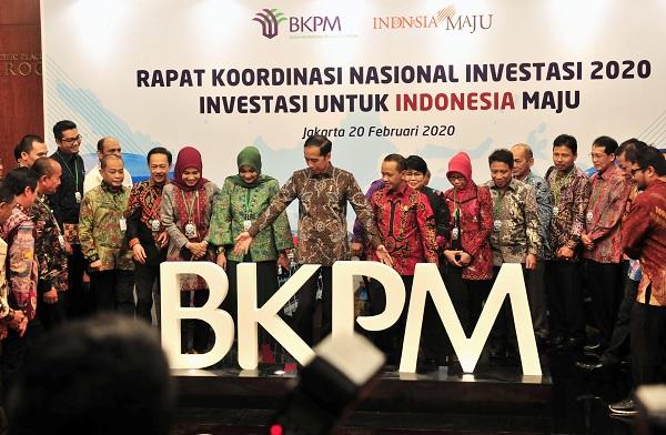 Presiden Minta Menkeu Berikan Anggaran PTSP di Daerah