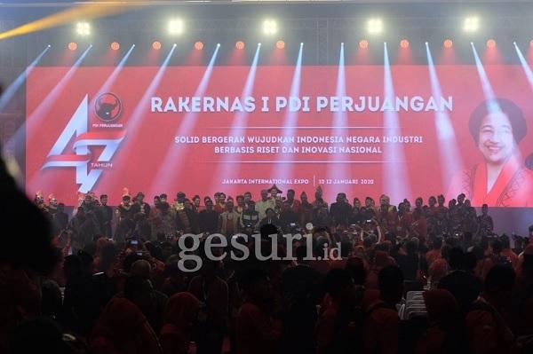 PDI Perjuangan Masih Jadi Partai Terfavorit di Pemilu 2024
