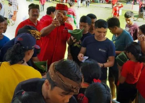 PDI Perjuangan Buleleng Gelar Lomba Panganan Lokal