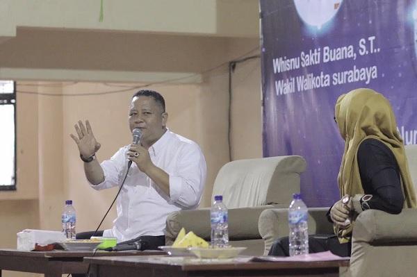 Whisnu Sakti: Tumbuhkan Industri Lokal Berbasis Kampung