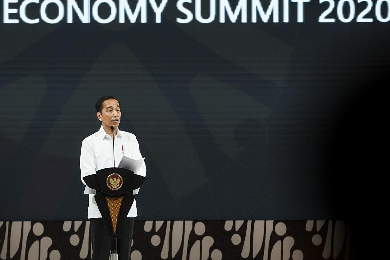 Presiden Tekankan Pentingnya Pembangunan Pusat Data Nasional