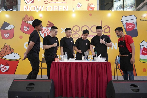 Gibran Ingin Brand Kuliner Indonesia Bisa Lebih Diterima