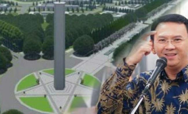 Ahok Calon Kuat Gubernur Ibu Kota Baru