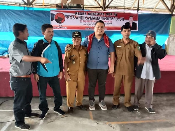 Bob Andika Sitepu Sesalkan Kecelakaan di Jalur Binjai-Medan