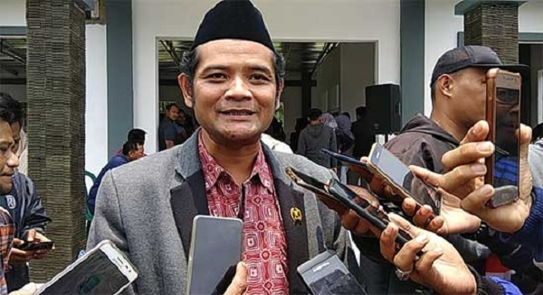PDI Perjuangan Sukabumi Nilai Gerindra Adalah Saudara