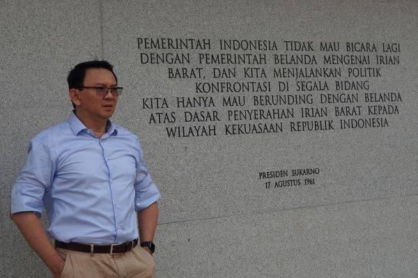 Ahok Miliki Rekam Jejak Mumpuni Jadi Kepala Ibu Kota Baru