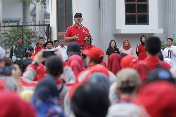 HUT ke-473 Kota Semarang, Ini Harapan Hendi
