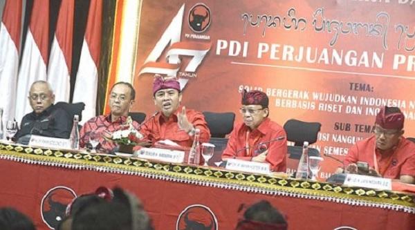 Ini Sebab PDI Perjuangan Bali Pecat 2 Anggota DPRD-nya