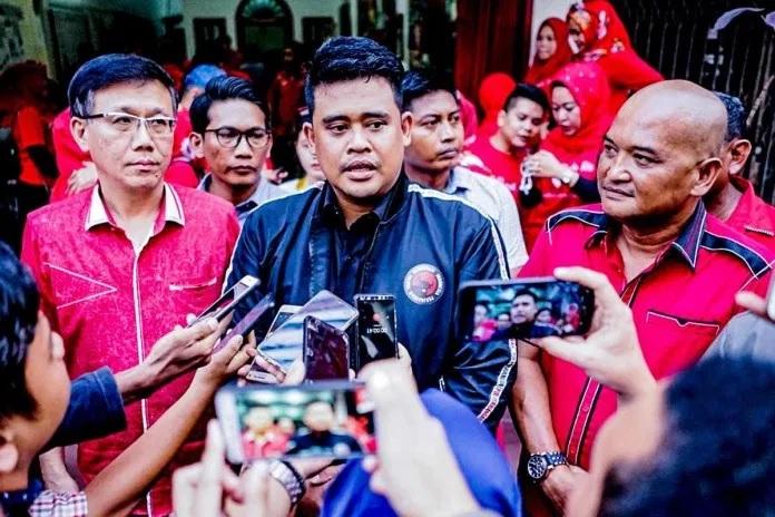 Ungkap Bobby Nasution Jika Akhyar Yang Dipilih DPP