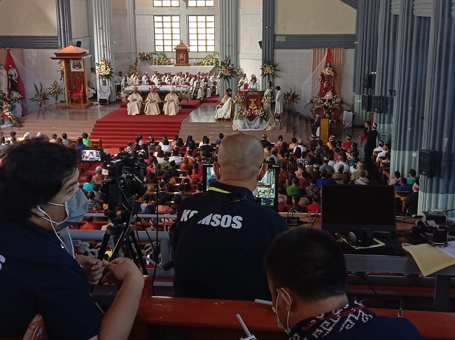 Herman Ungkap Keprihatinan Acara Tahbisan Uskup Ruteng