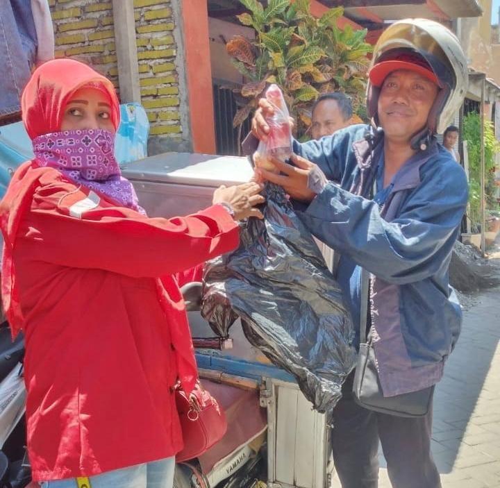 PDI Perjuangan Surabaya Geber Program Suroboyo Wani Sehat