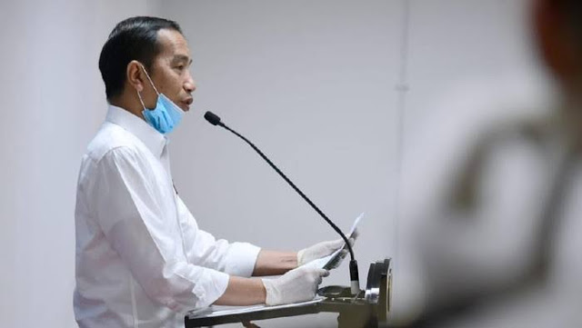 Presiden Optimistis Bangsa Indonesia Sanggup Hadapi Corona