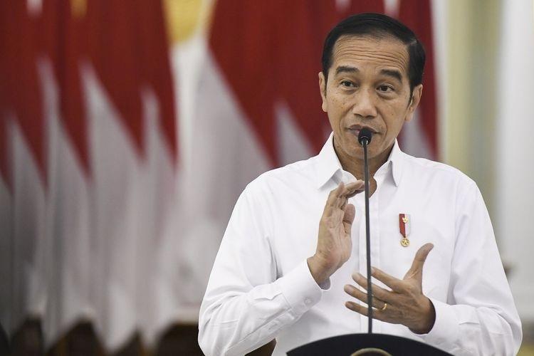 Sembilan Jurus Presiden Jokowi Hadapi Tantangan Global
