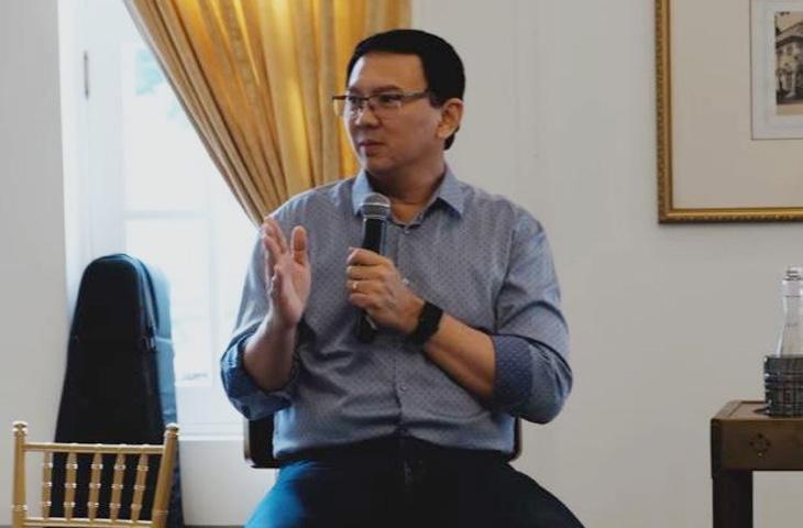Jokowi Berduka, Warganet Puji Keteguhan Persahabatan Ahok