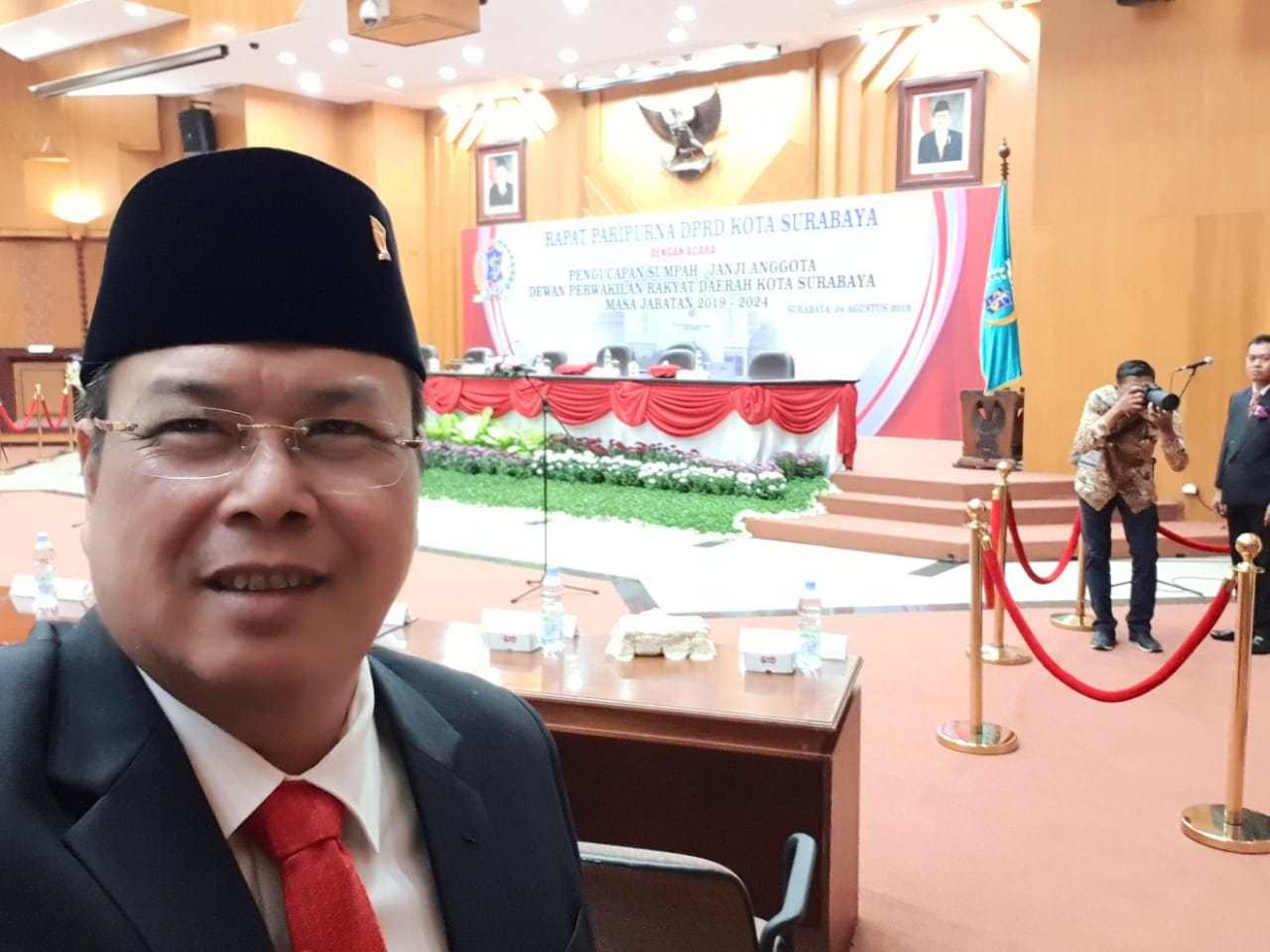 Penerapan Karantina Wilayah di Surabaya Dianggap Tak Perlu