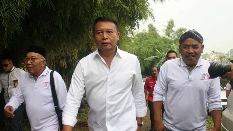TB Hasanuddin Kritisi Pemberlakuan Darurat Sipil