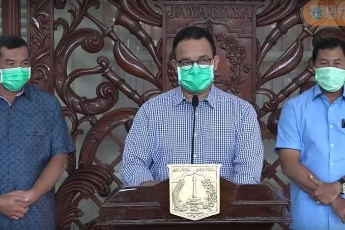 Permintaan Anies Otomatis Ditolak Pemerintah Pusat
