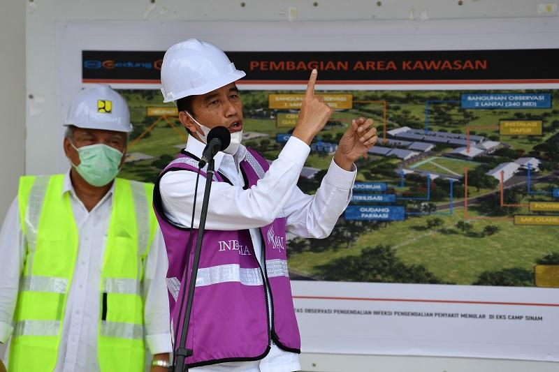 Anies Nggak Usah Merasa Harus Saingan Dengan Jokowi