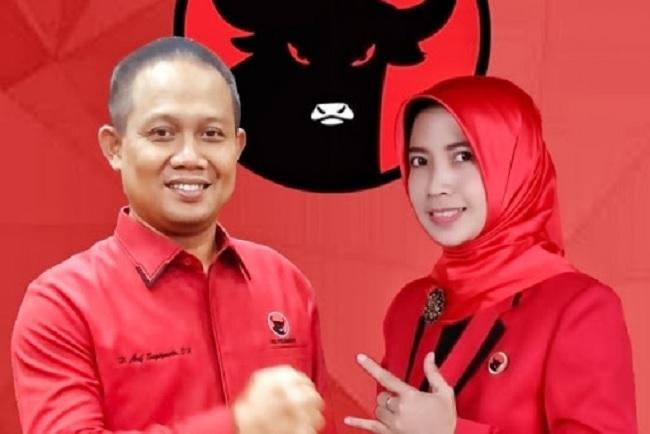 Pilbup Kebumen 2020, PDI Perjuangan Usung Arif-Ristawati