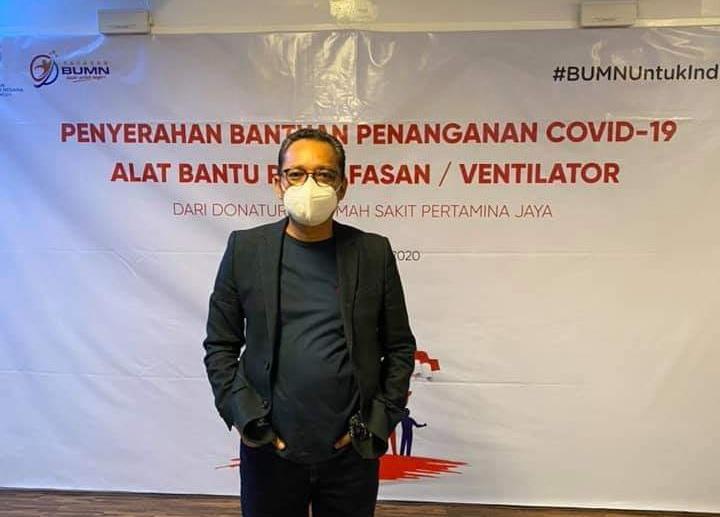 Pemerintah Sediakan Ventilator & Masker Secara Masif