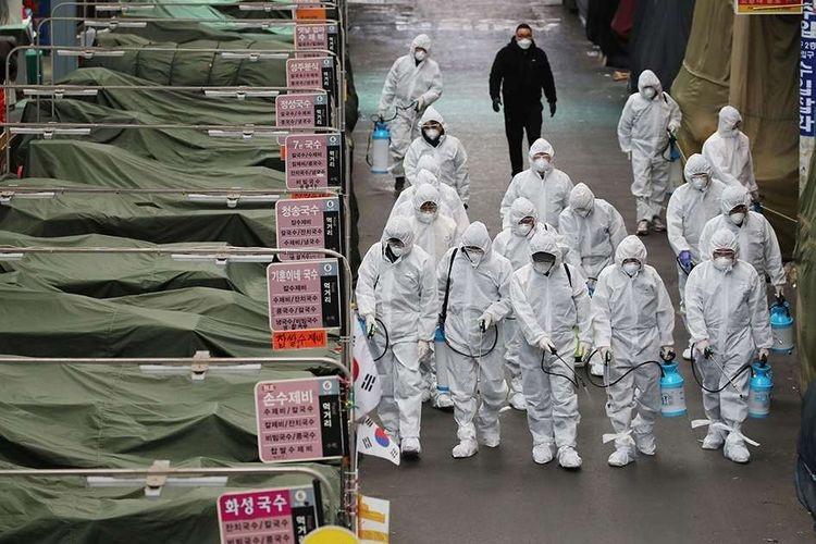 China, Iran dan Korea Berhasil Kendalikan Corona