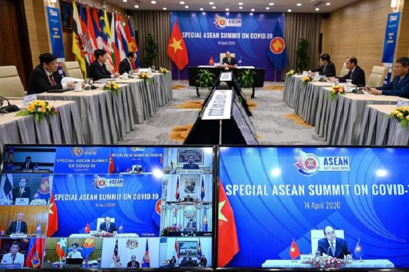 Perlu Sinergi & Kolaborasi Negara ASEAN Tangani Covid-19