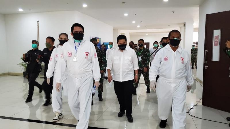 Satgas Lawan Covid-19 DPR RI Siap Bantu RS Penuhi Kebutuhan