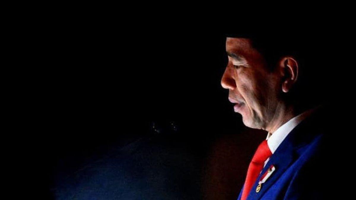 Presiden Terima Surat Pengunduran Diri Andi Taufan Putra