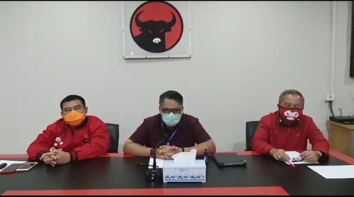 PDI Perjuangan Sumsel Usulkan Pemberhentian Aries