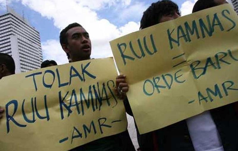 TB Hasanuddin Jelaskan Penyebab DPR Tolak RUU Kamnas