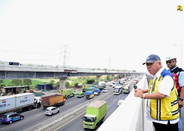 Basuki Harapkan Tol Akses Patimban Lahirkan Kawasan Industri