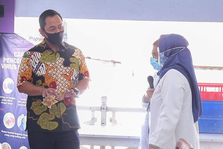 Hore, 112 Pasien Corona di Kota Semarang Telah Sembuh