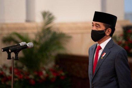 Presiden Lantik Boy Rafli Amar Jadi Kepala BNPT