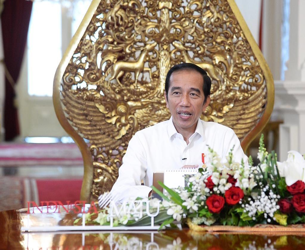 Presiden Tegaskan Belum Wacanakan Longgarkan PSBB