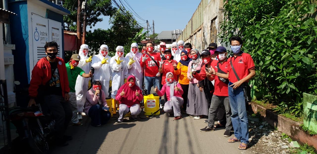 Atasi Corona, TMP DKI Jakarta Tak Lelah Layani Masyarakat