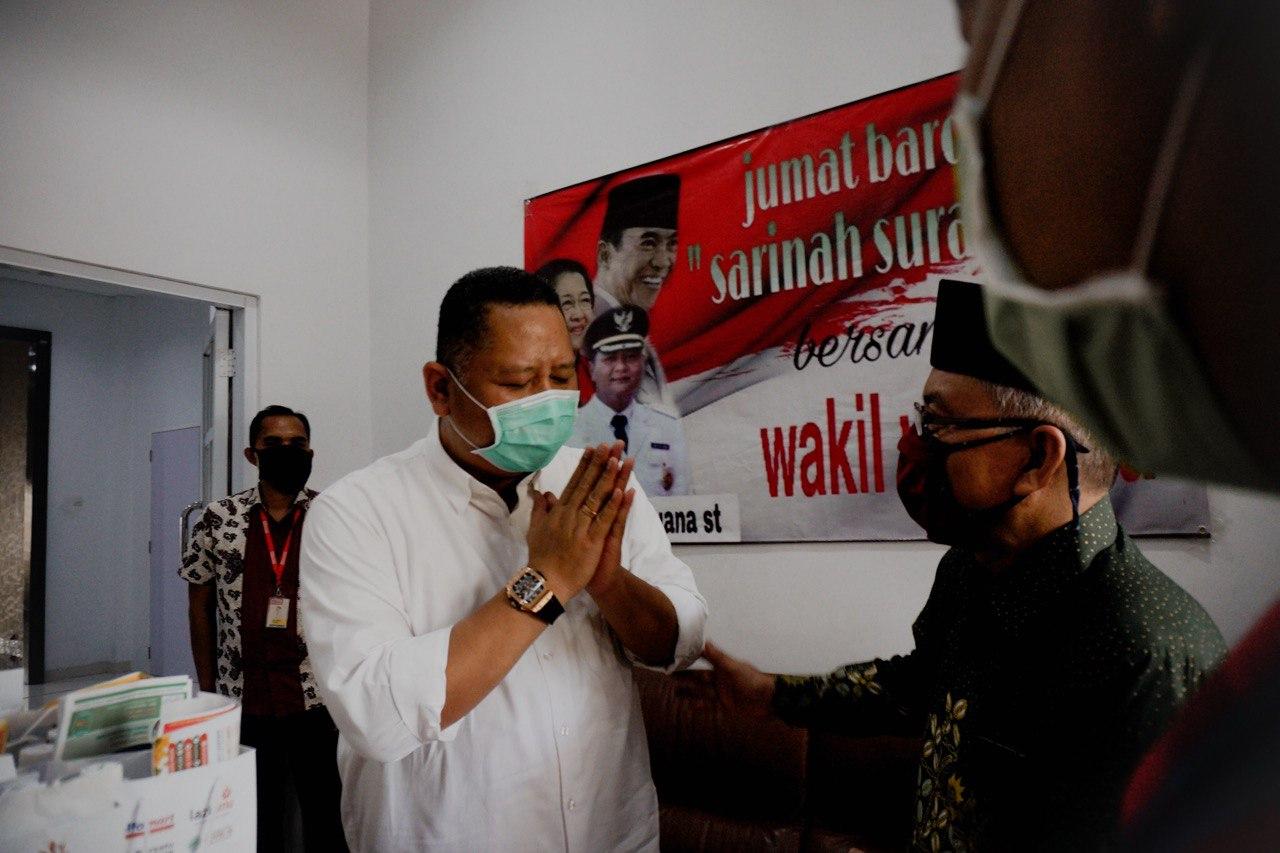 Whisnu Ingatkan Tak Putus Silaturahmi Saat Pandemi