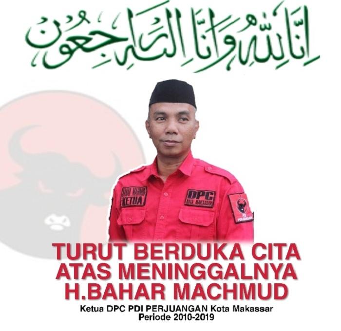 Banteng Makassar Berduka, Salah Satu Kader Terbaik Wafat