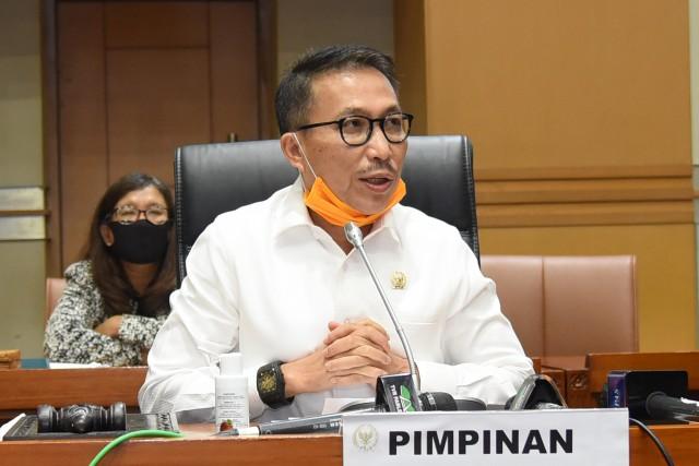 Herman Apresiasi Polri Ungkap Penyelendupan 821 Kg Sabu