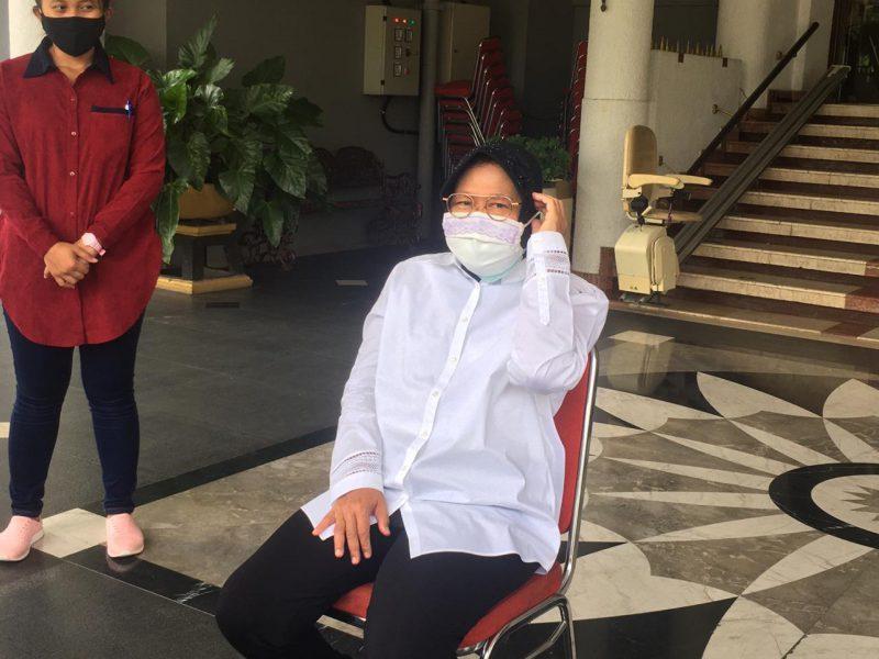 Risma Bangga HUT Kota Surabaya Telah Miliki Kado Istimewa