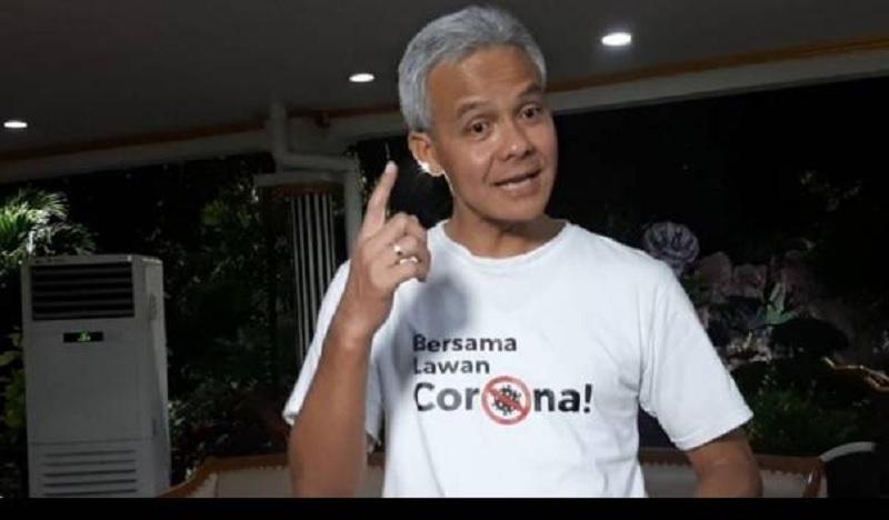 Ganjar Tegaskan Jangan Nekat Kembali ke Jakarta