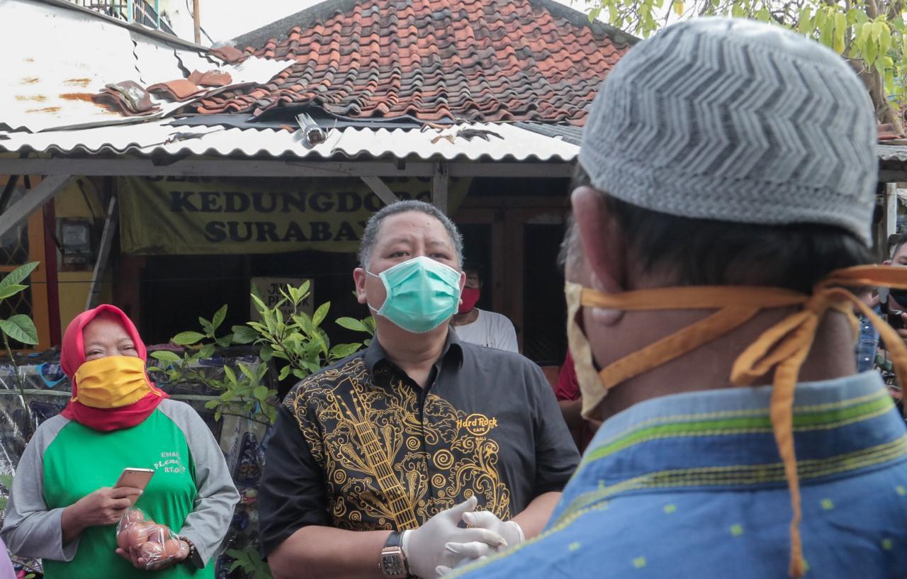 Whisnu Sepakat Kota Surabaya Miliki Mobil Lab PCR Sendiri