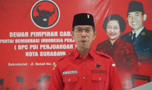HUT ke-727 Kota Surabaya Jadikan Penyemangat Hadapi Covid-19