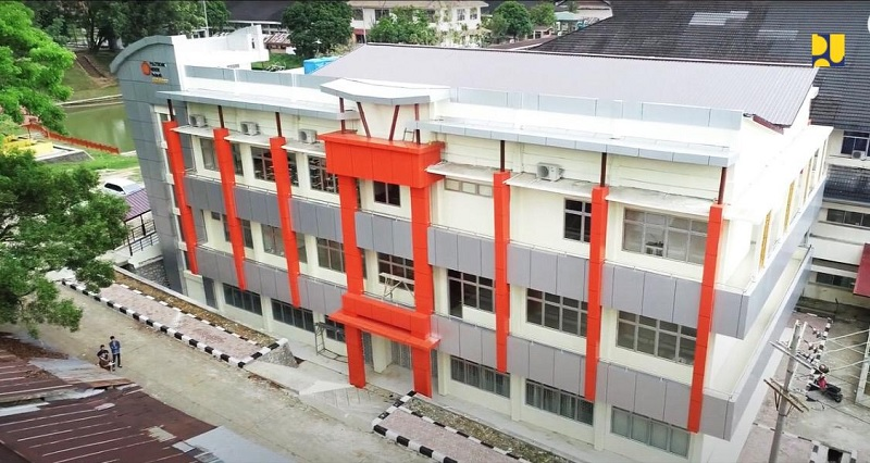 PUPR Benahi Infrastruktur PN Padang dan UIN Mataram